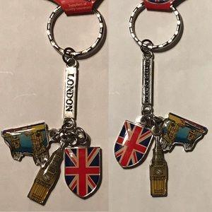 London/United Kingdom Keychain